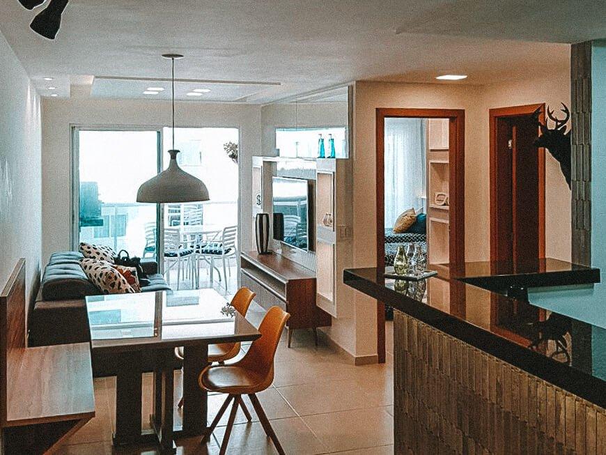 Apartamento Praia Grande - Onde ficar em Arraial do Cabo