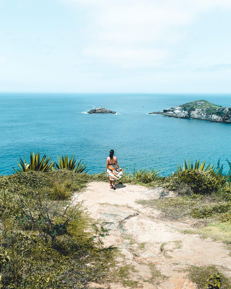 Pontal do Atailaia, Arraial do Cabo