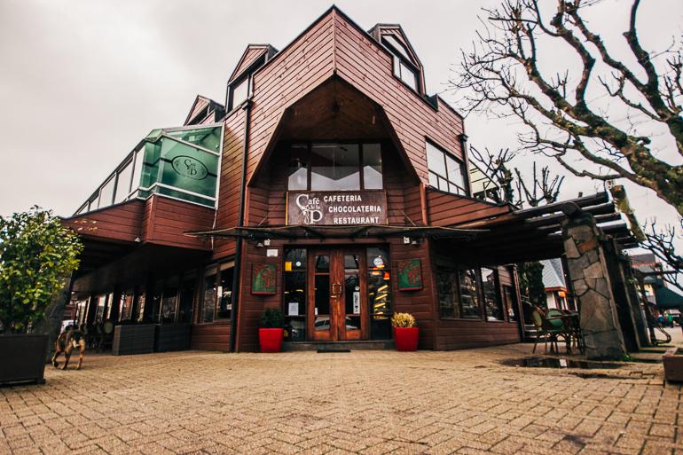 cafeteria em Pucón