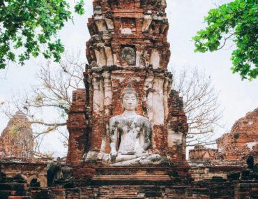 Como conhecer as ruínas de Ayutthaya em um dia!