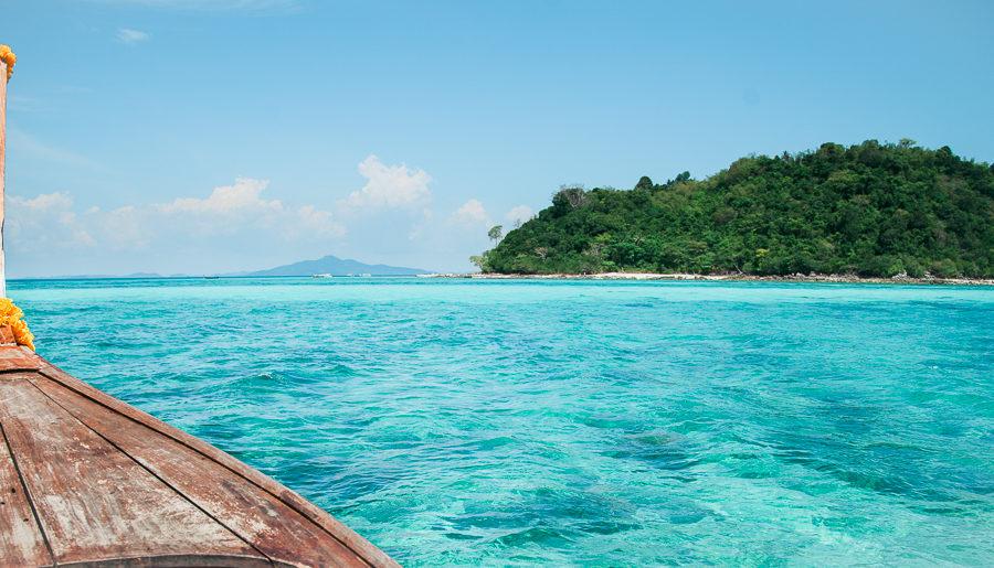 Conheça as melhores praias da Tailândia!