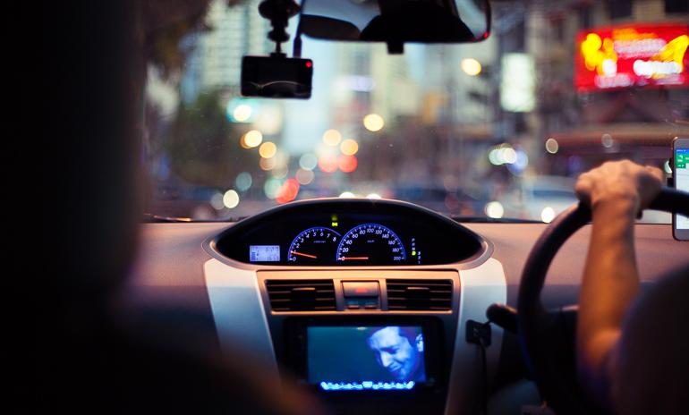 Uber em Bangkok