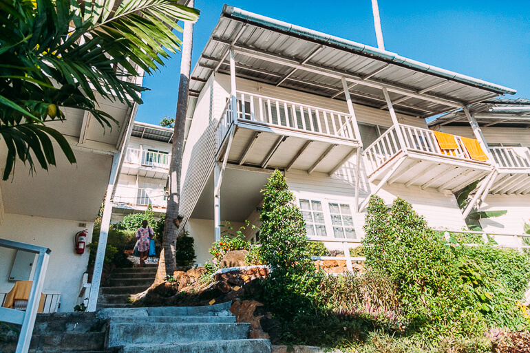 Hotel Uphill Cottage - Phi Phi Island