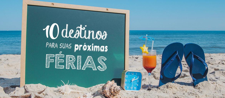 Programe-se! 10 destinos para as suas próximas férias