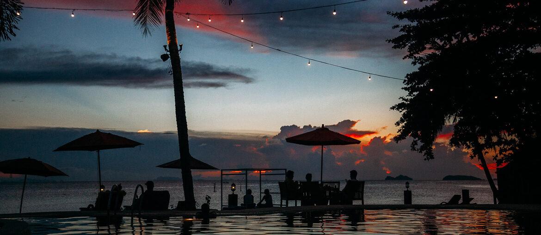 Onde ficar em Koh Phangan | Viajando na Janela