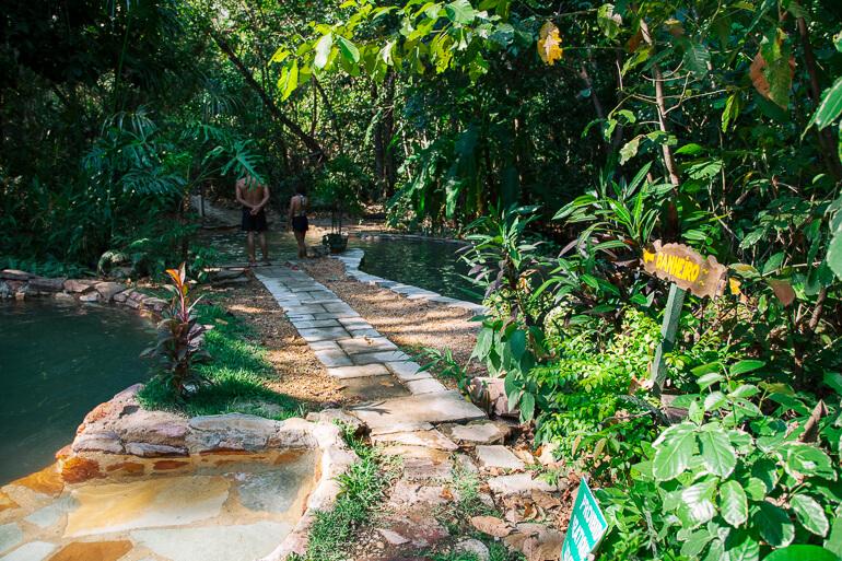 Águas Termais do Éden e Jardim de Maytrea