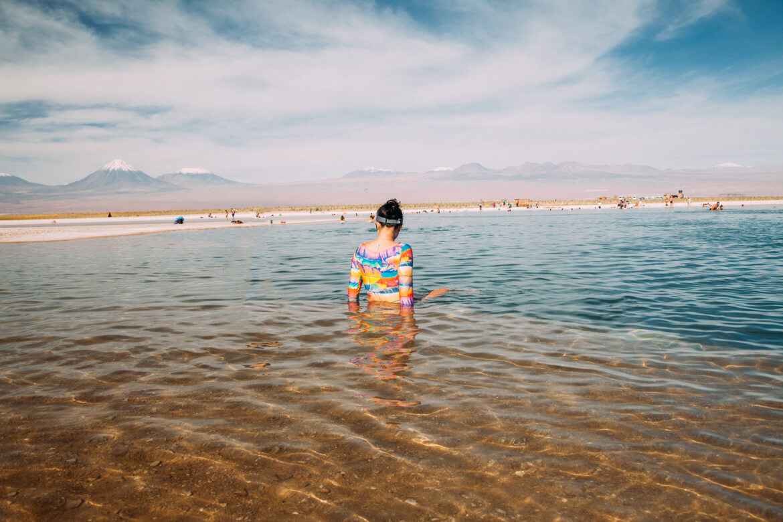 Laguna Piedra, Deserto do Atacama
