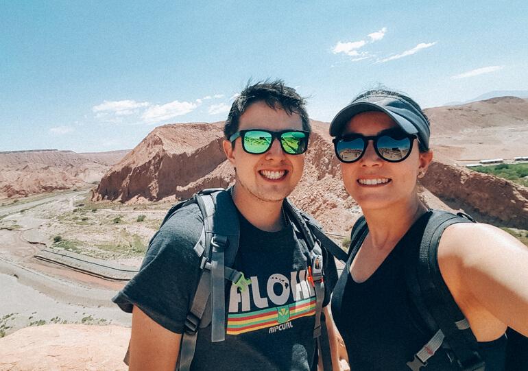 Pukara de Quitor - não esqueça de levar óculos de sol, boné e caprichar no protetor solar