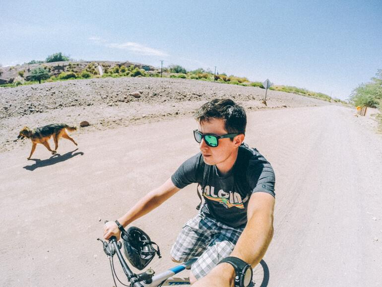 Pukara de Quitor, Deserto do Atacama