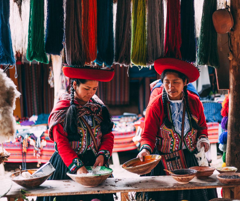 Roteiro Chile Bolívia Peru