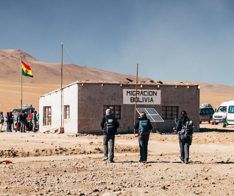 Chile Bolívia Peru - Roteiro Mochilão