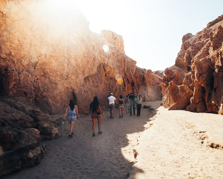 Cavernas de Sal – Atacama   Viajando na Janela