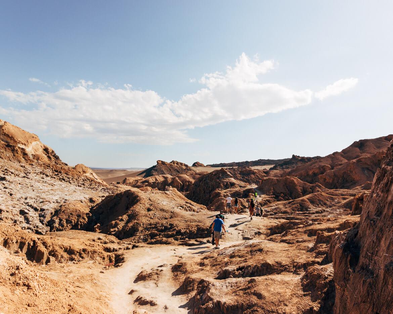 Valle de La Luna – Atacama   Viajando na Janela