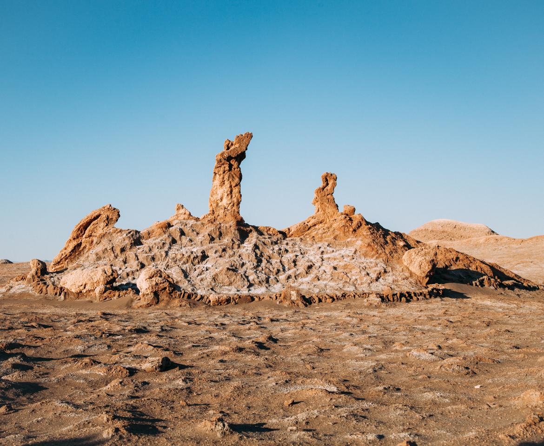 Três Marias, Valle de La Luna - Atacama | Viajando na Janela