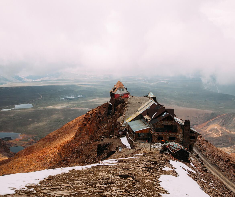 Mochilão Chile Bolívia Peru