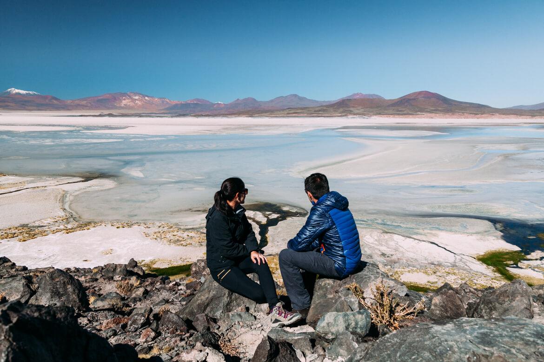Lagunas Altiplânicas - Piedras Rojas, Atacama