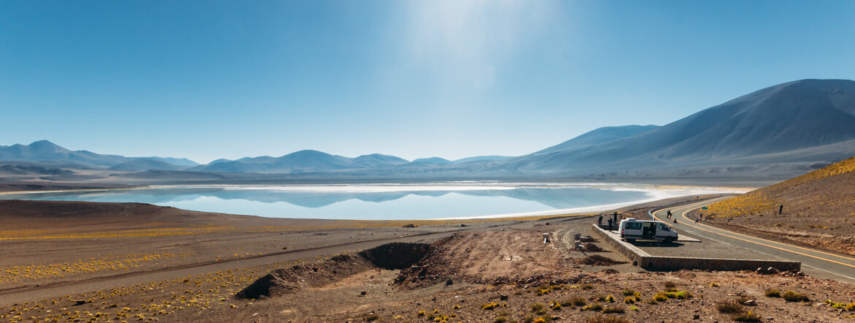 Lagunas Altiplânicas - Laguna Tuyajto
