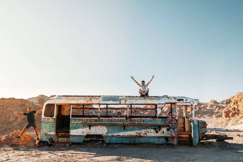 Lagunas Escondidas de Baltinache | Magic Bus atacamenho