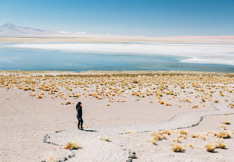Salar de Tara, no Atacama