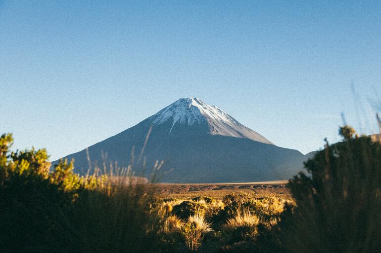 Vulcão Licancabur   Salar de Uyuni, primeiro dia