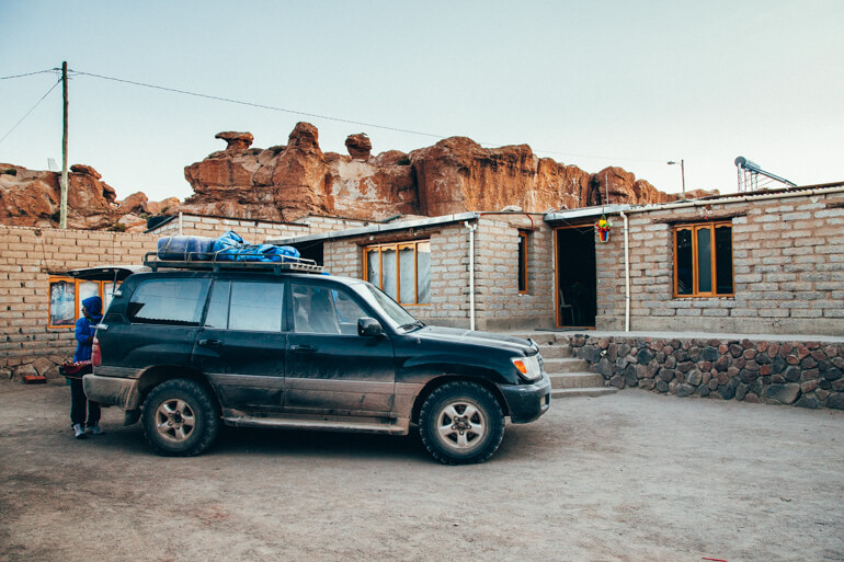 Alojamento | Viajando na Janela