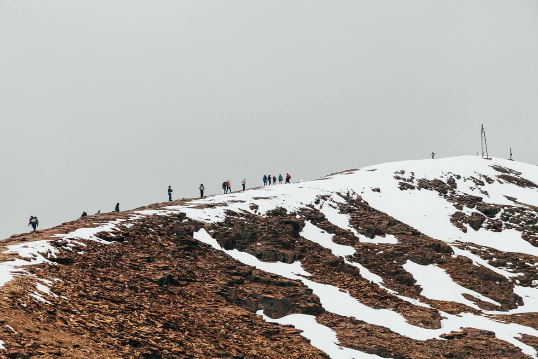 Subindo o pico do Chacaltaya | Viajando na Janela