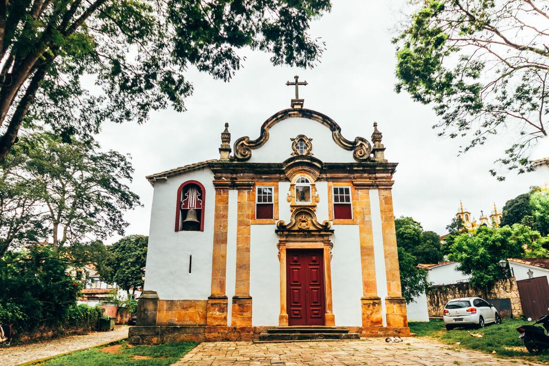 Tiradentes MG: Igreja Nossa Senhora do Rosário dos PretosIgreja Nossa Senhora do Rosário dos Pretos