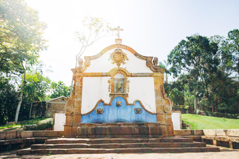Chafariz de São José, Tiradentes MG
