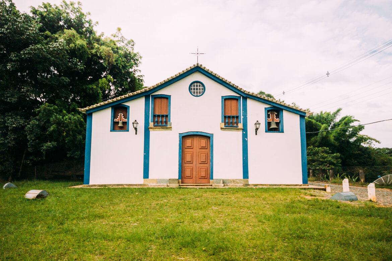 Capela de São Francisco de Paula em Tiradentes MG