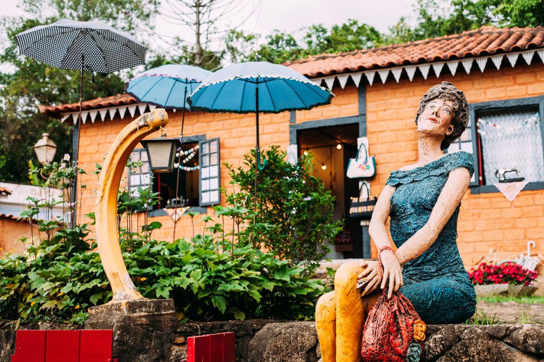 Uma lojinha fofa que fica entre Tiradentes MG e Bichinho