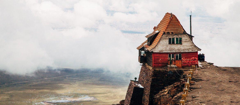 Pelos arredores de La Paz: Chacaltaya e Valle de La Luna
