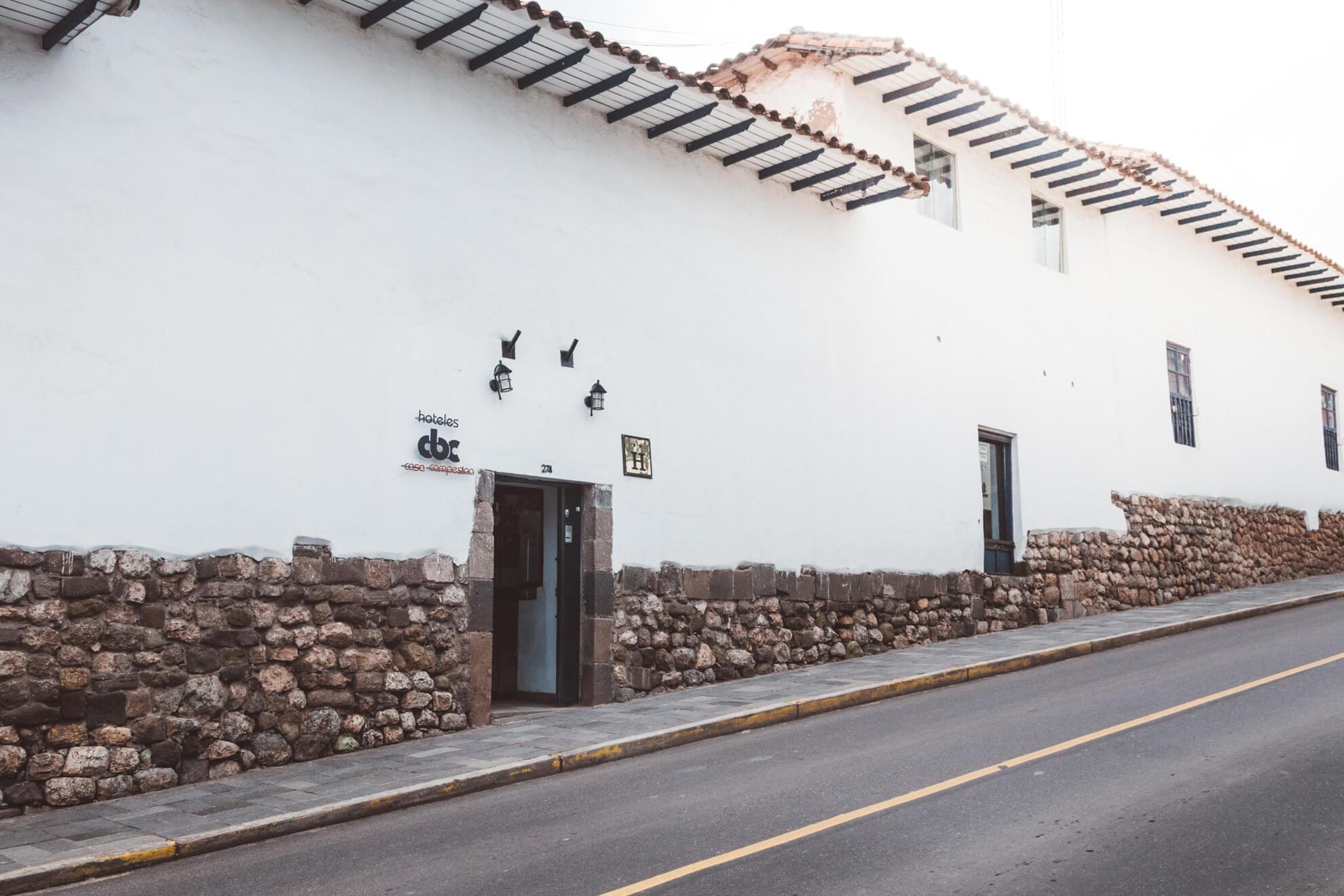 Onde ficar em Cusco - Hospedagem - Casa Campesina   Viajando na Janela