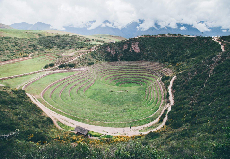 Os gigantes campos agrícolas de Moray | Roteiro em Cusco