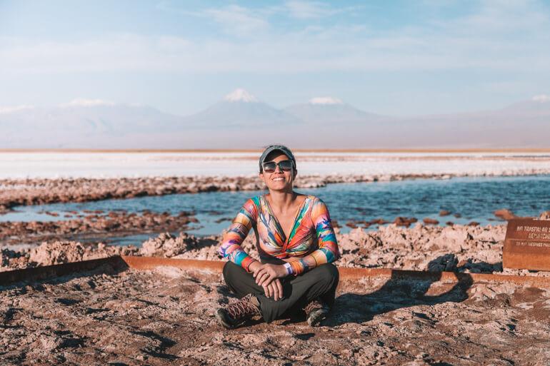 Quanto custa conhecer o Atacama? - Laguna Tebinquiche
