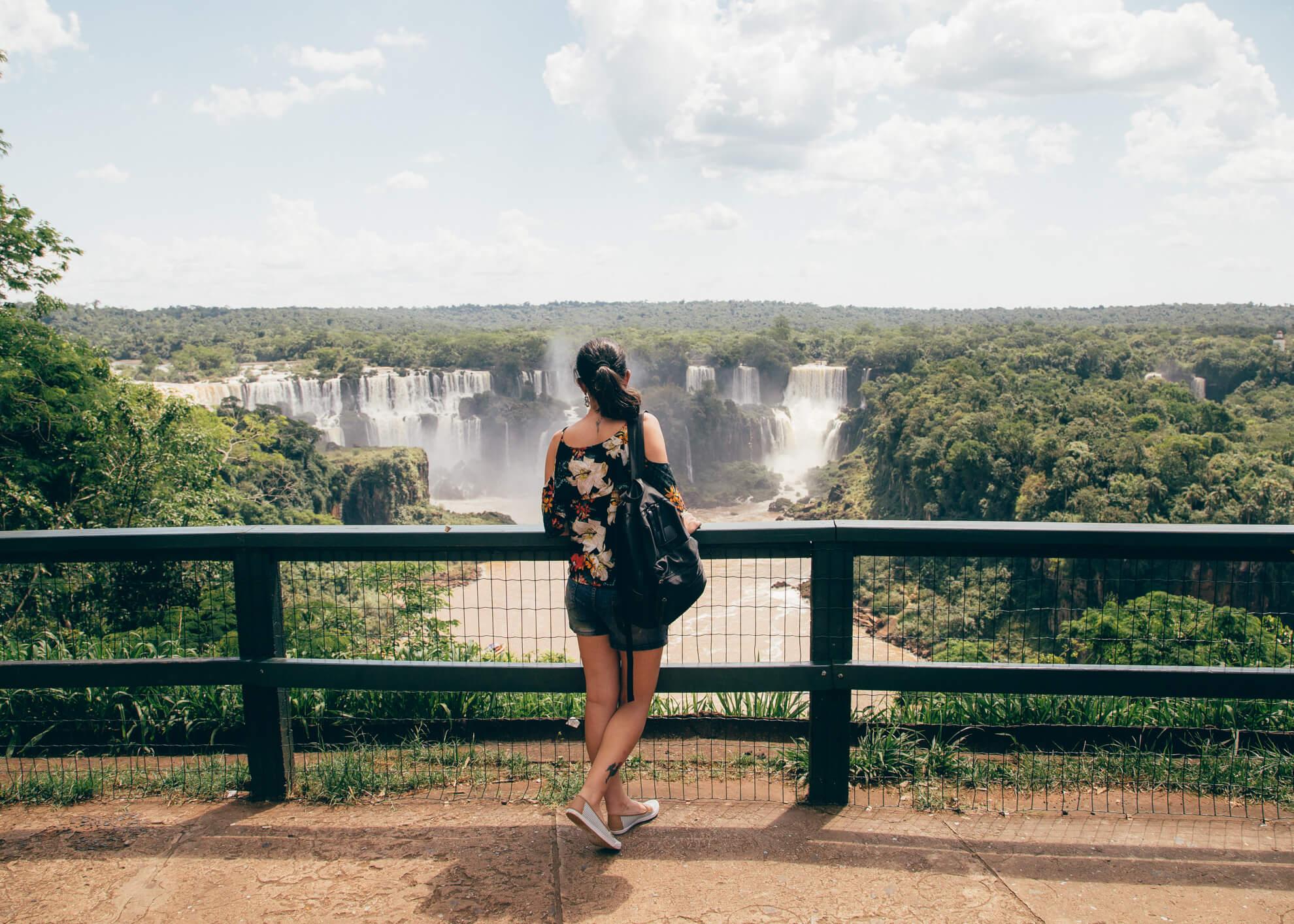 Cataratas do Iguaçu, lado brasileiro