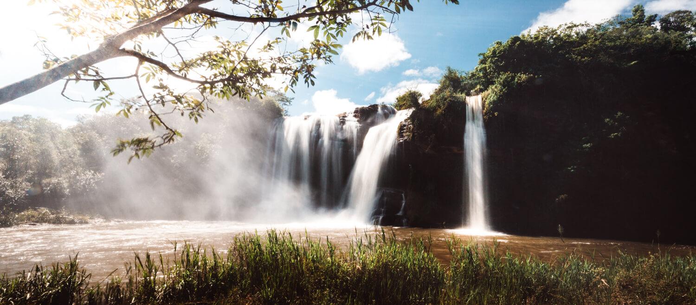 Carrancas, MG: Recarregue as energias com um banho de cachoeira