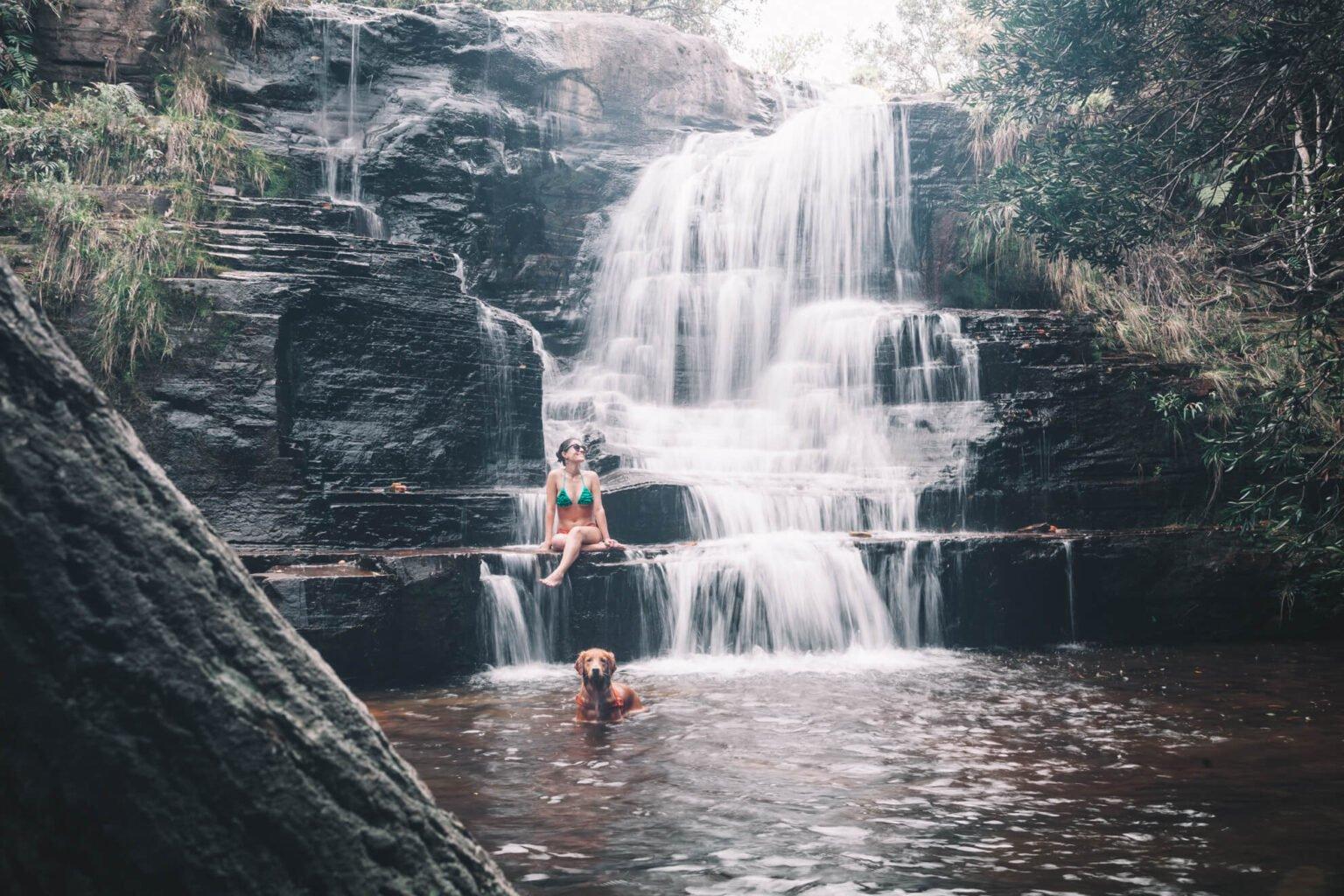 Cachoeira do Salomão | Carrancas MG
