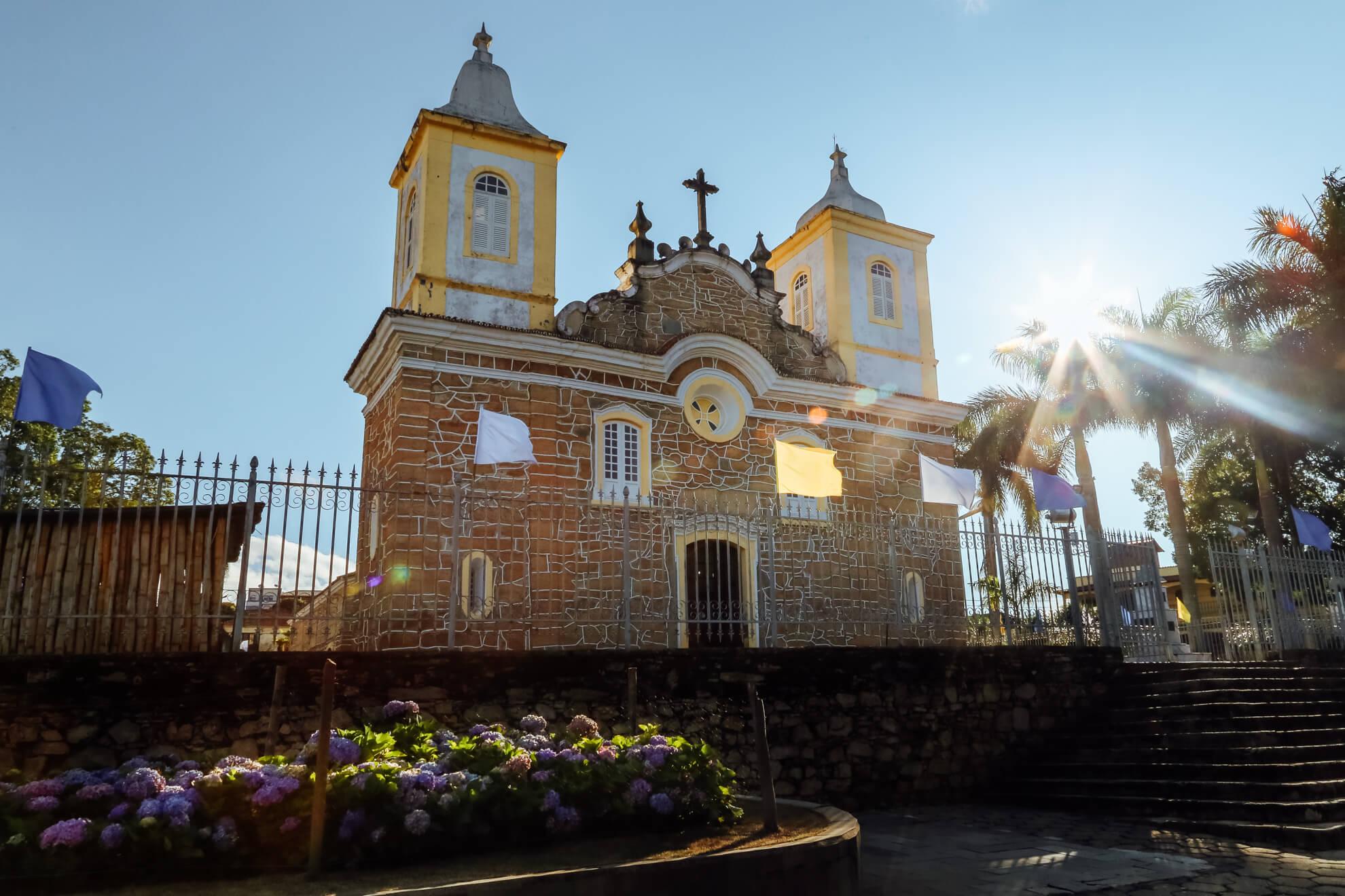 Igreja de Carrancas MG