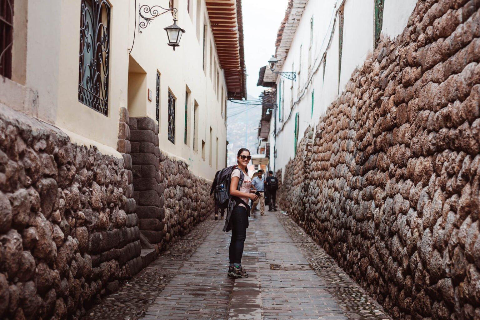 Pelas ruas de Cusco