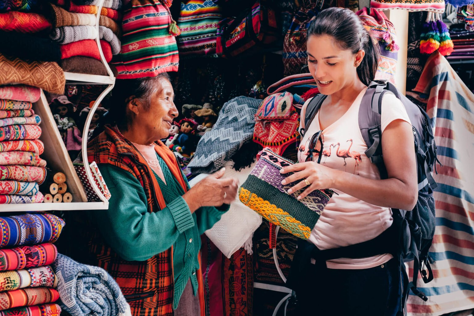 Centro Artesanal de Cusco