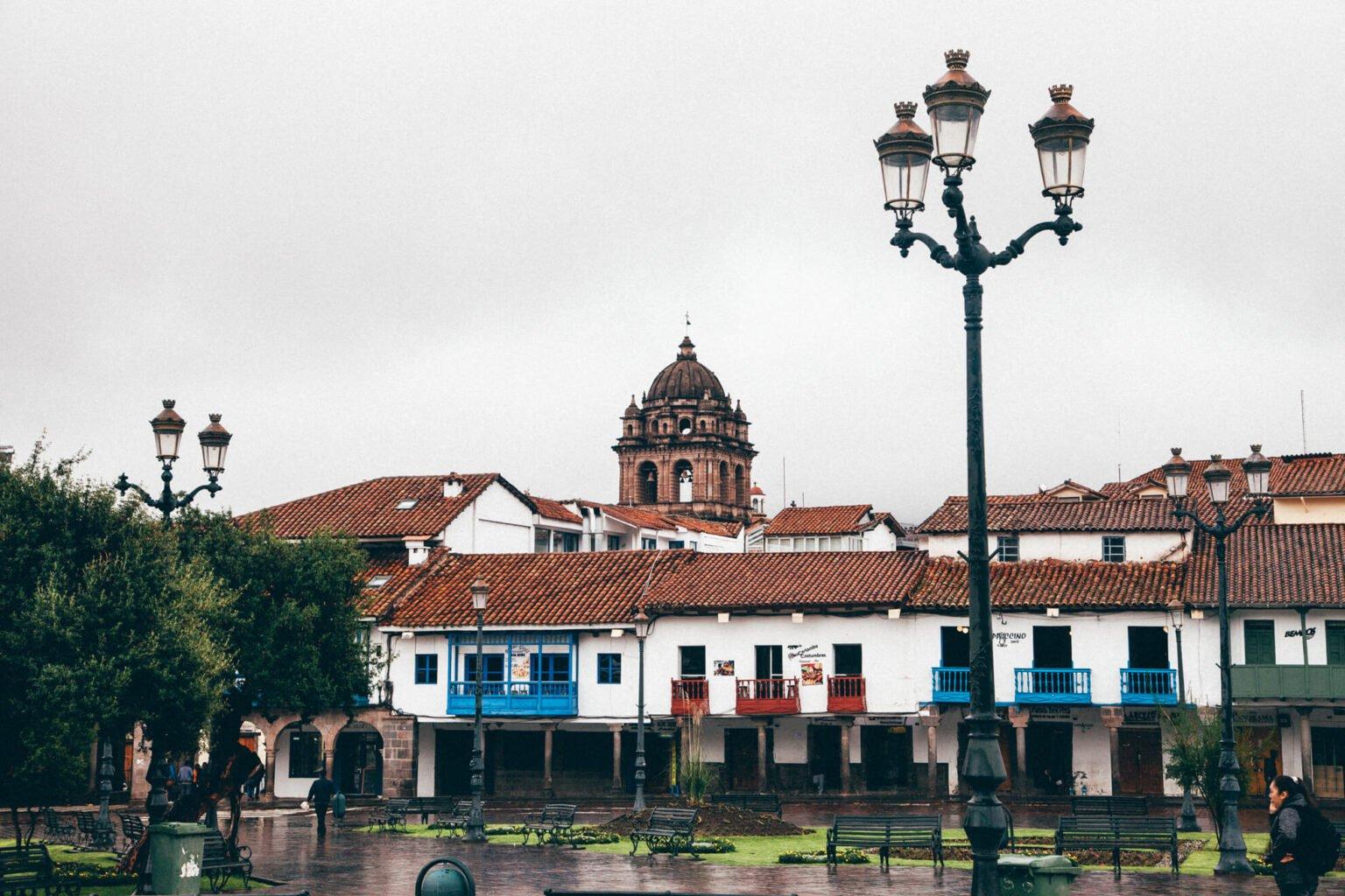 Plaza de Armas, em Cusco | O que fazer em Cusco, no Peru