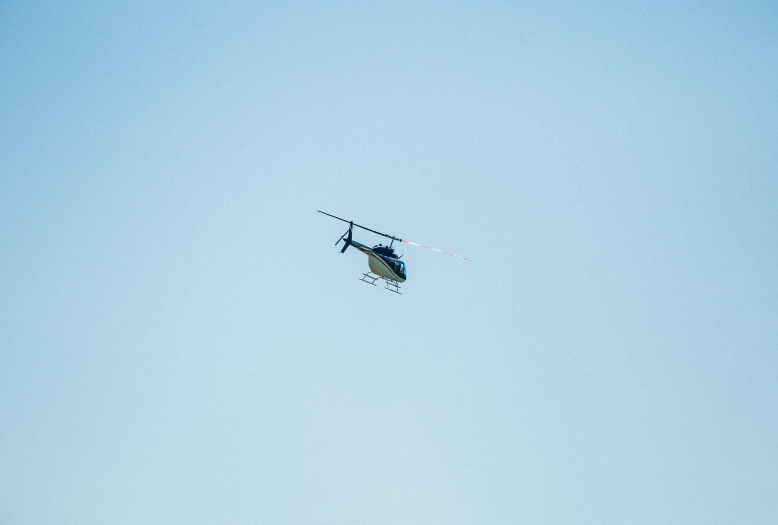 Helicóptero da Helisul | Passeio de helicóptero em Foz do Iguaçu