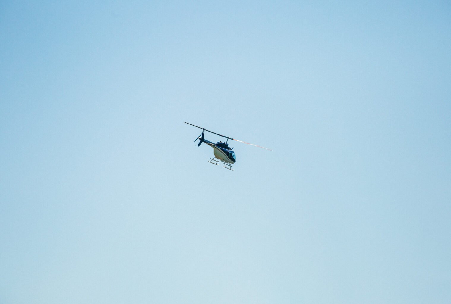 Helicóptero da Helisul