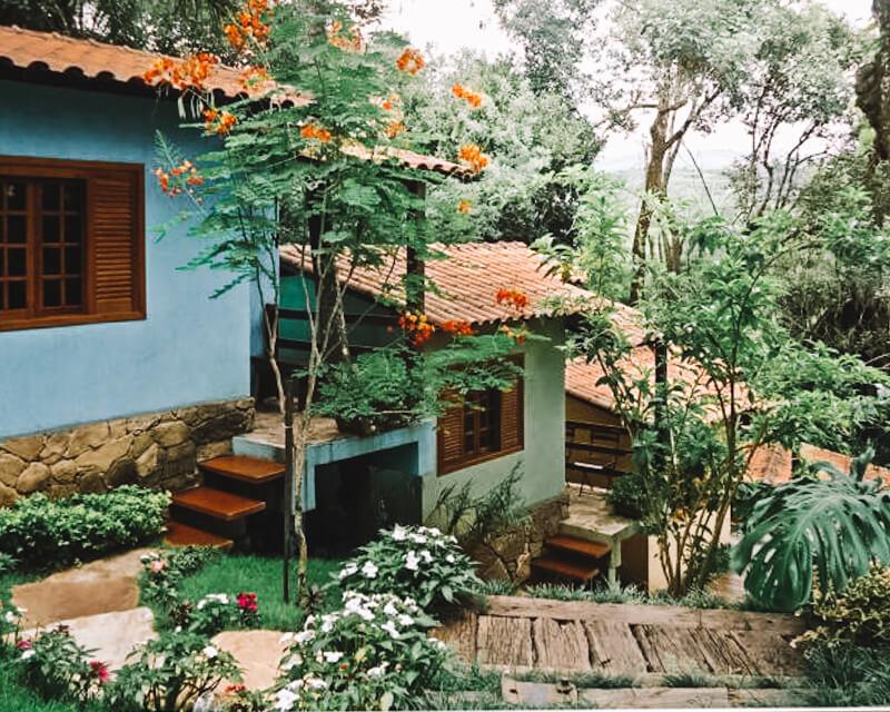 Pousada Macacos MG - Café AquarelaPousada Macacos MG - Café Aquarela