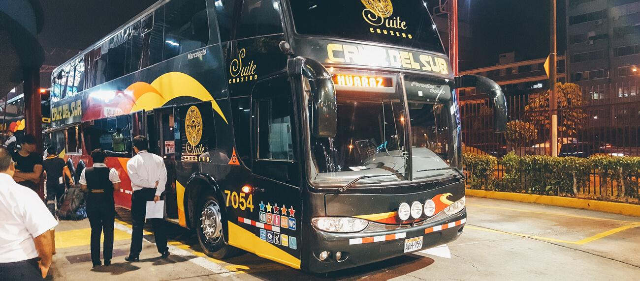 5 bons motivos para viajar de ônibus no Peru