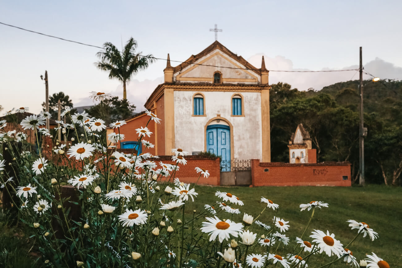 Igreja do Rosário, em Ibitipoca