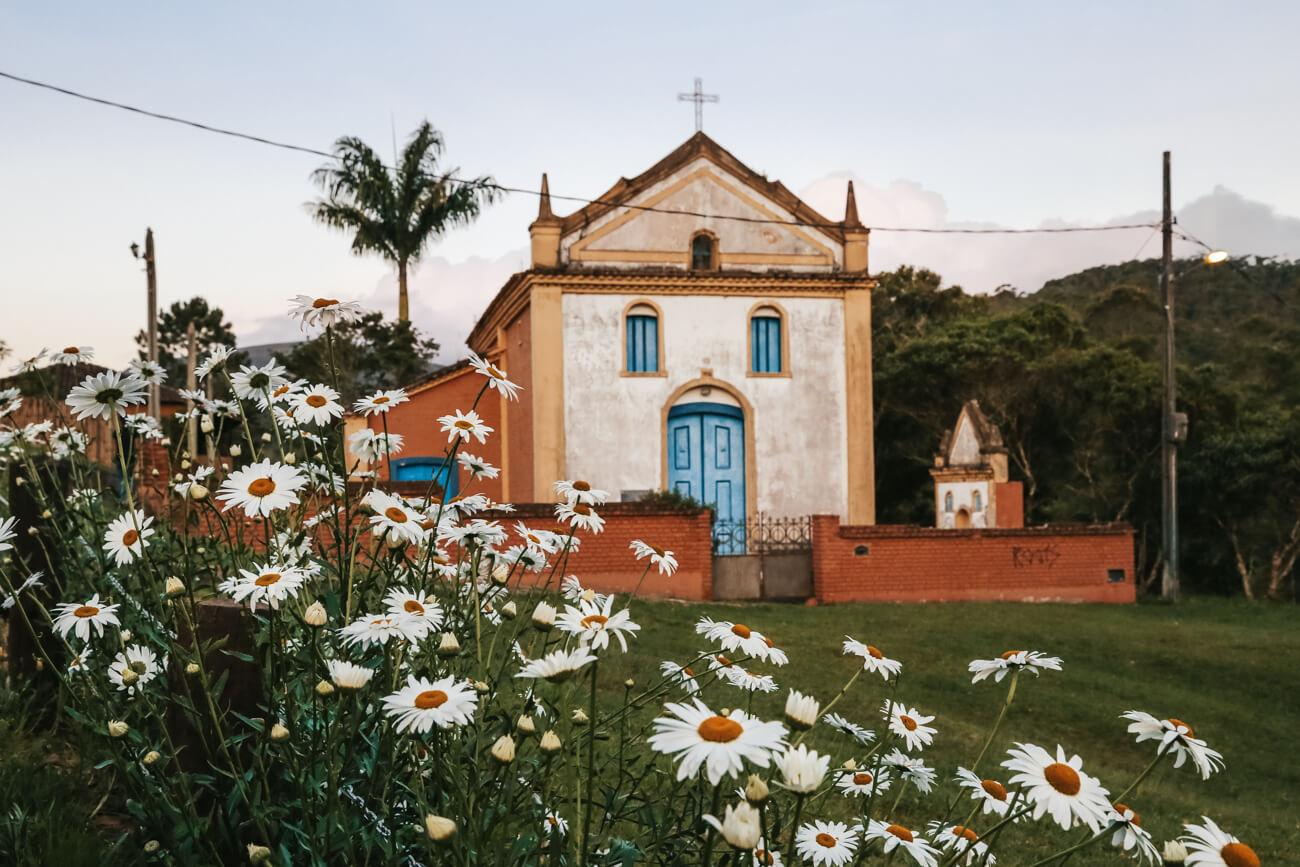 Ibitipoca MG: Igreja do Rosário