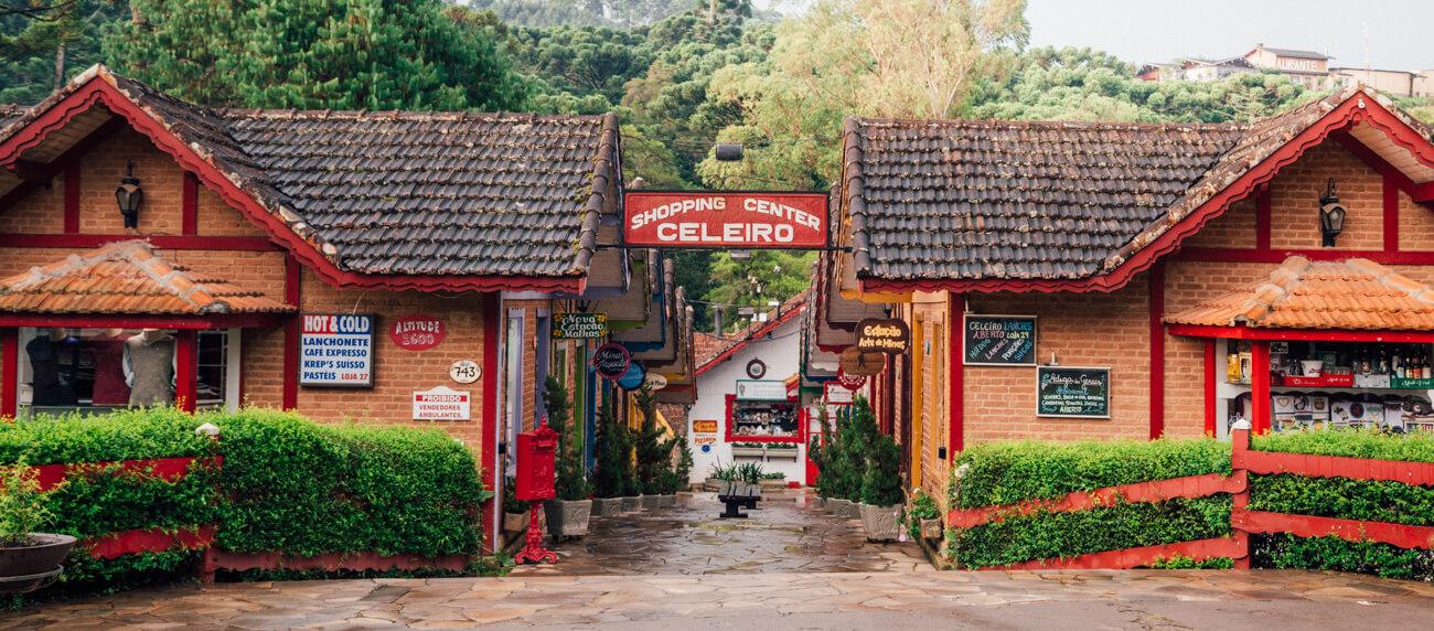 Galeria Shopping Celeiro