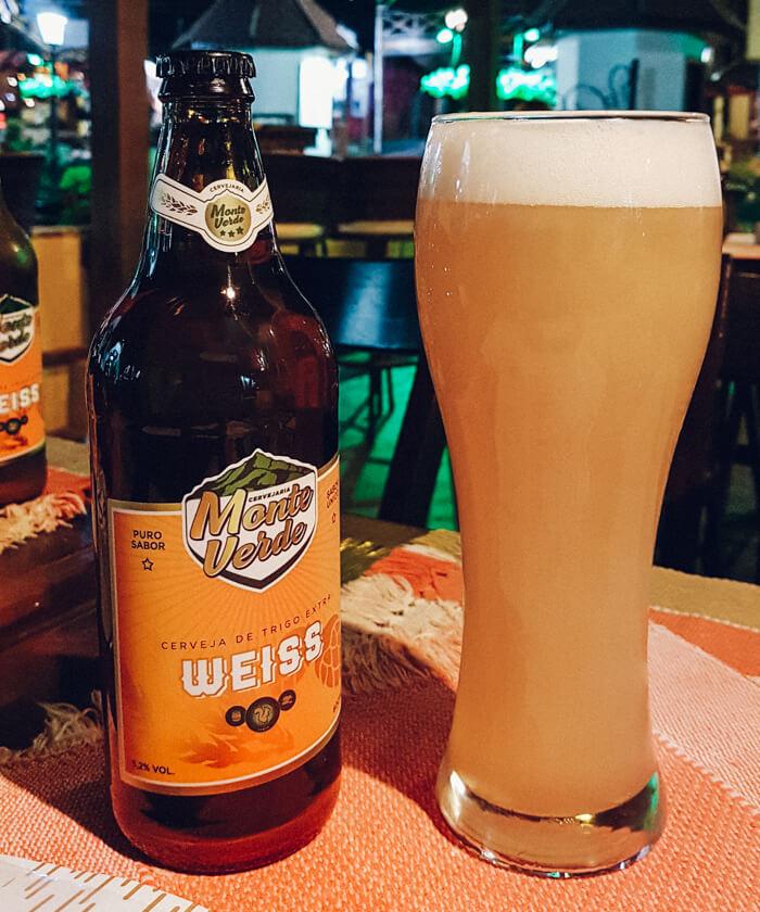 Cerveja artesanal local