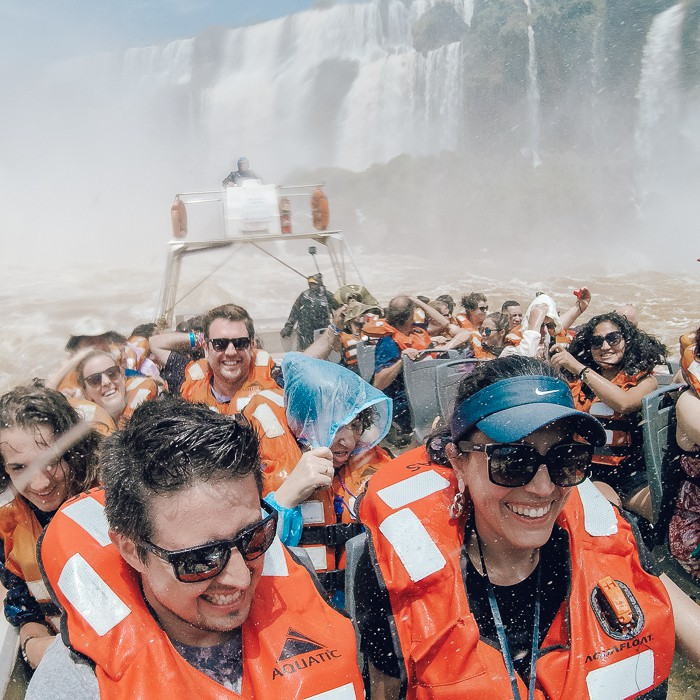 Gran Aventura - Cataratas Argentina